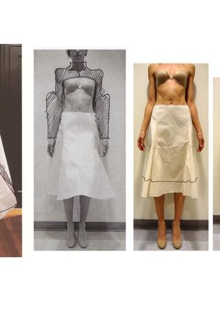 Forward Skirt Development