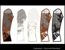 Engineered Printed Sleeve Options