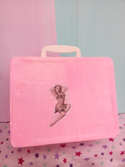 Valise PIN UP