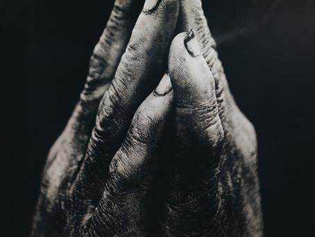 Lets pray!