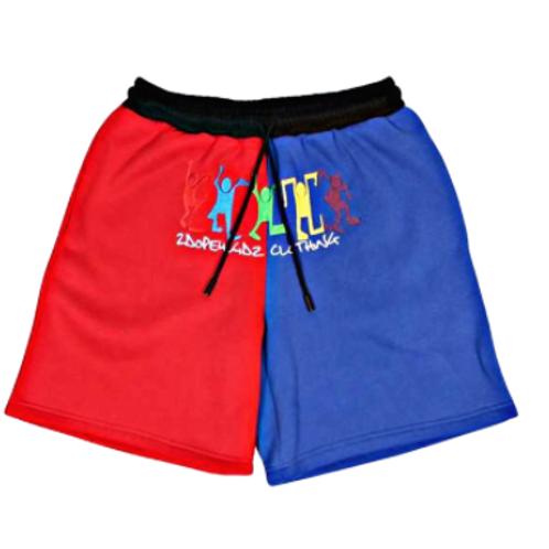 2D4K Swingman Shorts