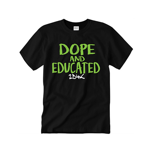 Dope and Educated Kids Tee