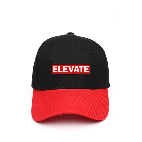 Black Red Dad Hat supreme