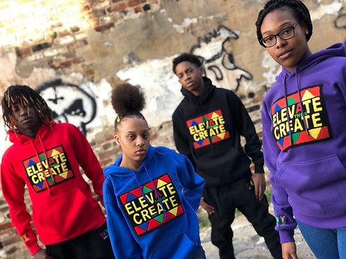 Elevate then Create Hoodie