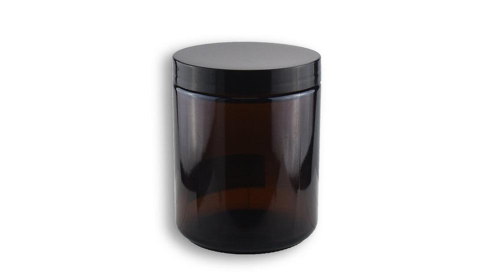 240ml Glass Jar (S01-09-240-001)