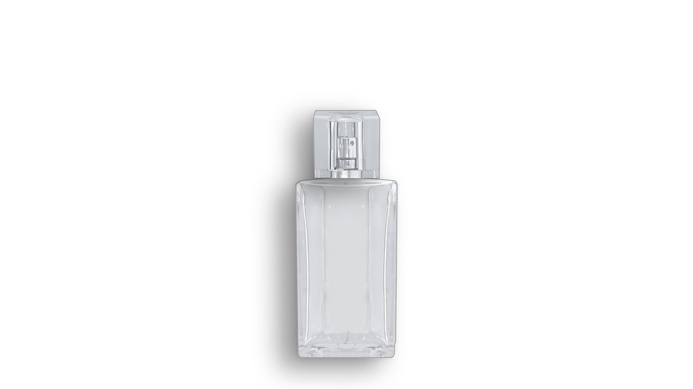 50ml Glass Perfume Bottle (S24-09-050-003)