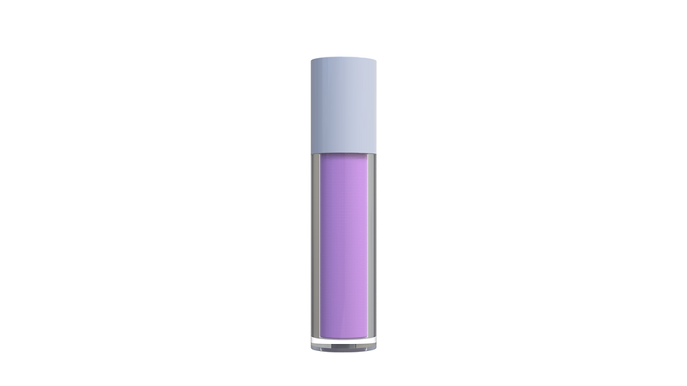 Refillable - Airless 50 ml PET Bottle