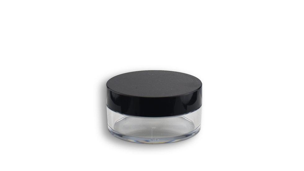 80ml PETG Jar (S01-06-080-001)