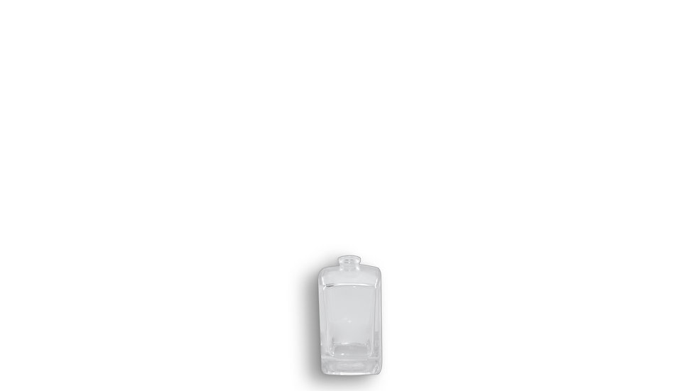 50ml Glass Perfume Bottle (S24-09-050-010)