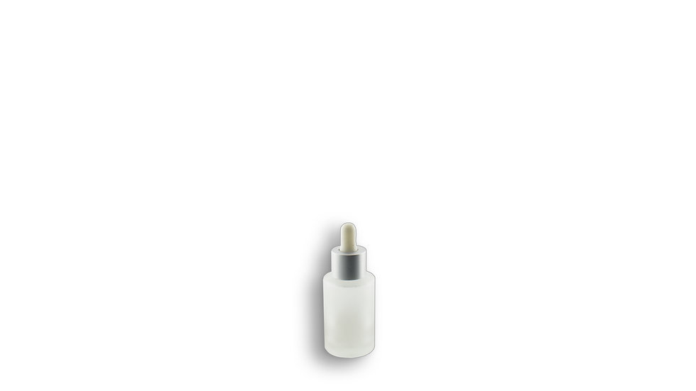 30ml Glass Dropper (S10-09-030-011)