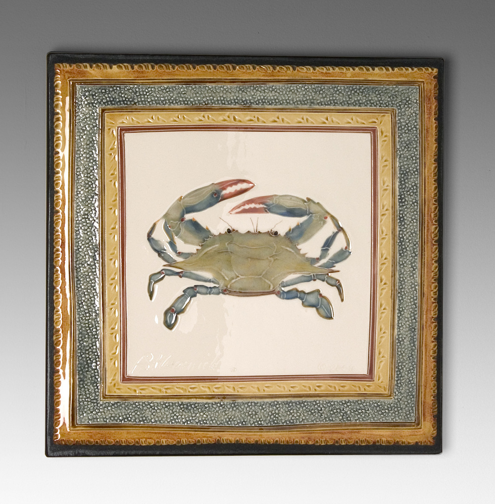 Crab+Plaque