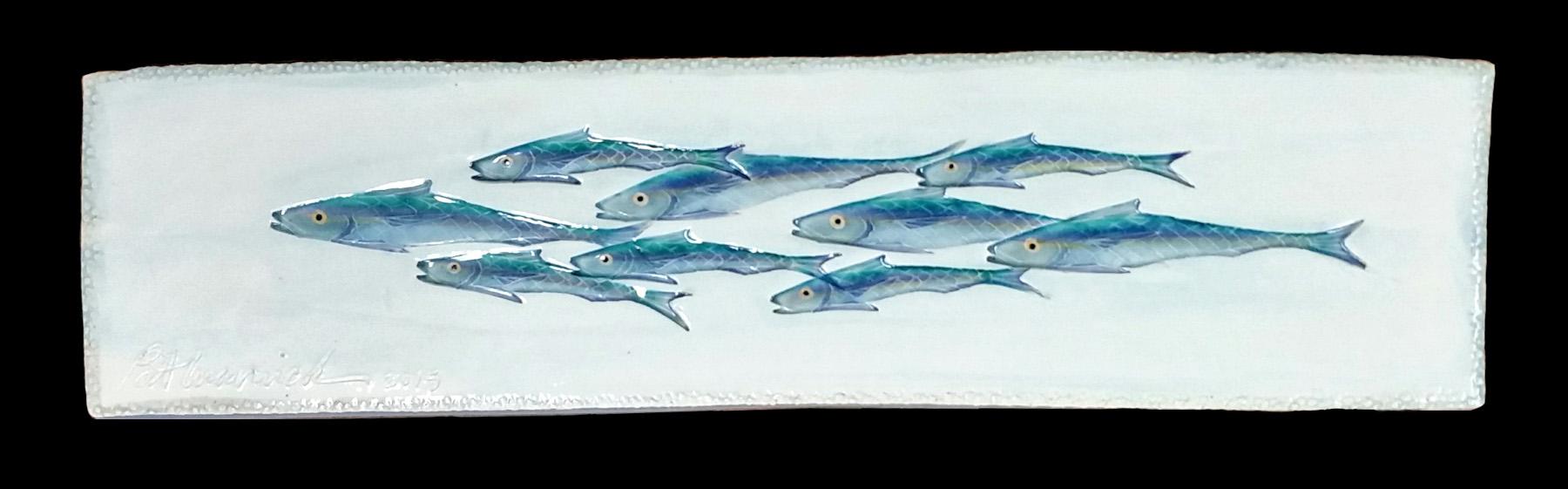 small fish school