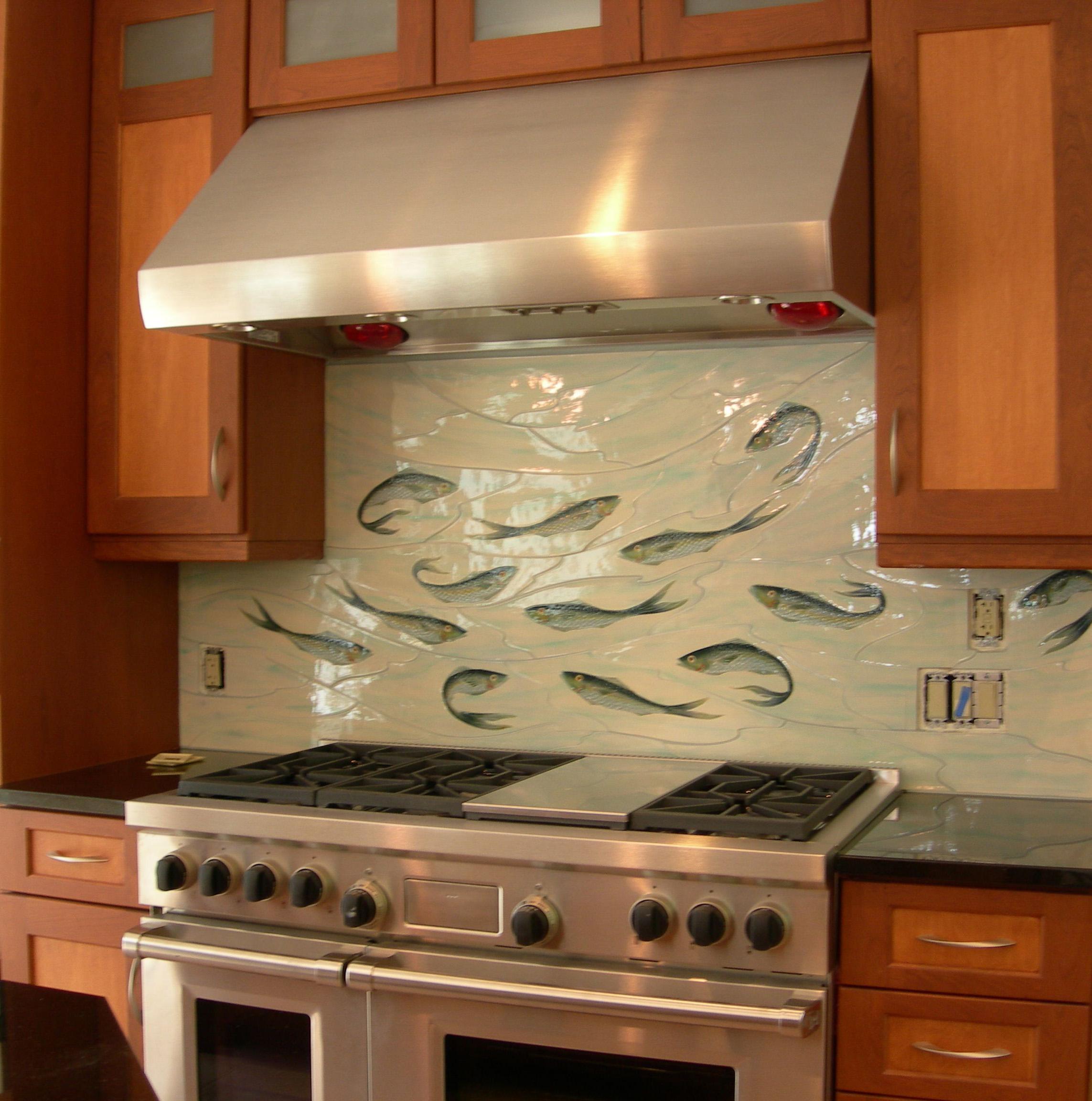 School of fish Kitchen