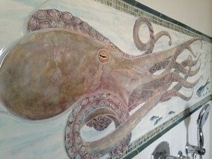 octopus shower 1