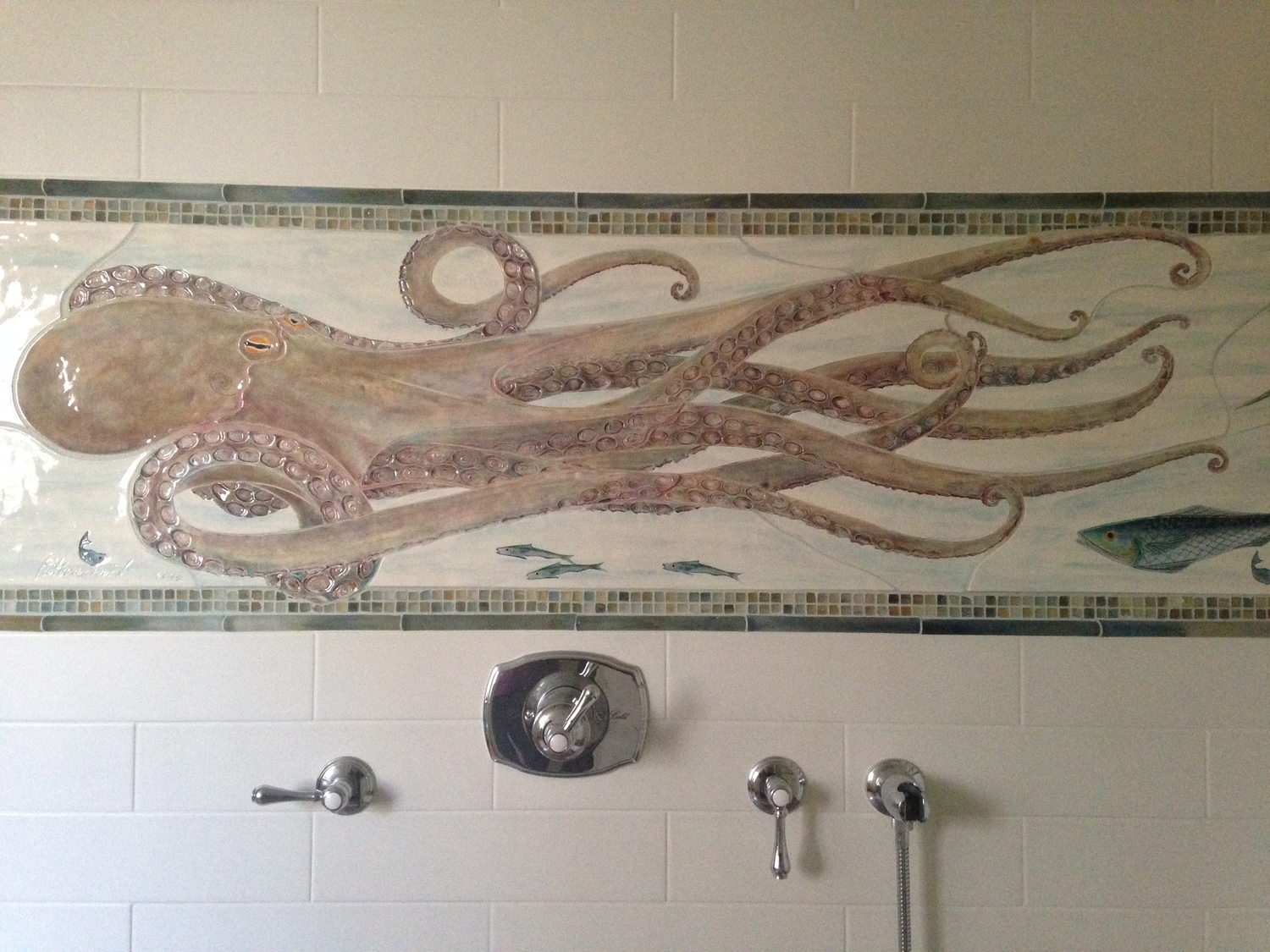 octopus shower 2