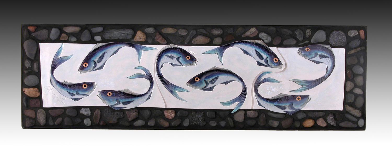 Rock+&+Roll+Fish+Plaque