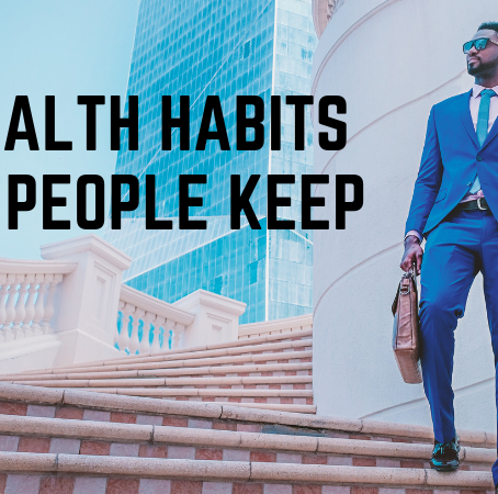 3 Habits Rich People Keep (It's Not Reading or Exercising)
