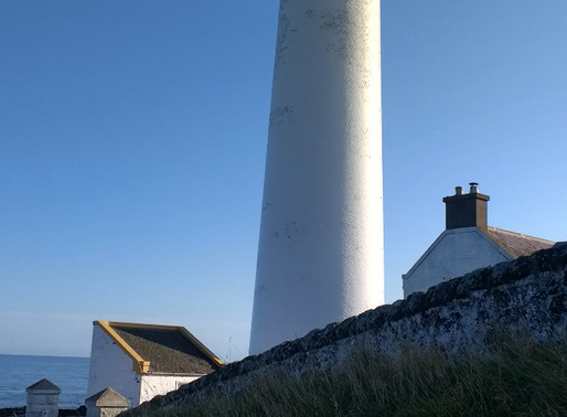 Recording session: Scurdie Ness Lighthouse