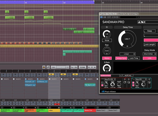 UE4 Soul City Audio Implementation Final