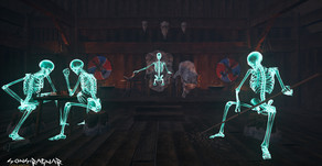 Sons of Ragnar - VR game is on itch.io!