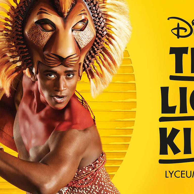 The Lion King Musical Coach Trip