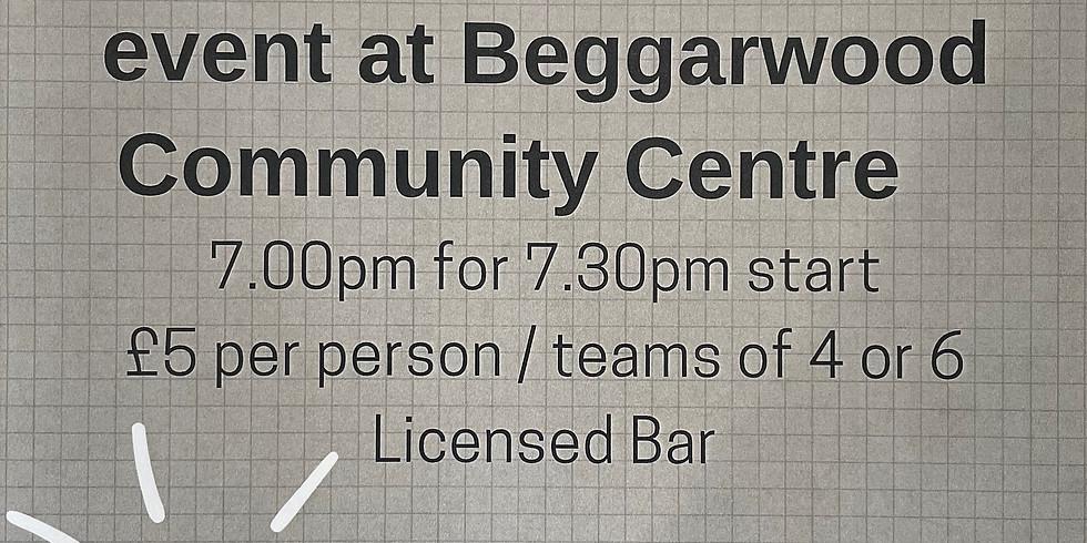 QUIZ NIGHT - Beggarwood Community Centre