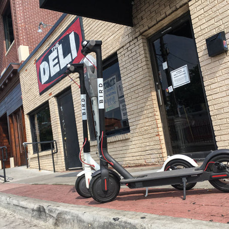 Norman Bird scooters operations not affected by Oklahoma City withdrawal
