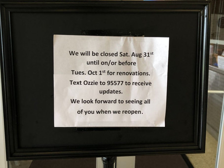 Beloved Norman diner Ozzie's closes for renovations, set to reopen in October