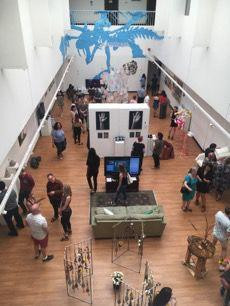 OU School of Visual Arts capstone students to showcase 'Odyssey' exhibition