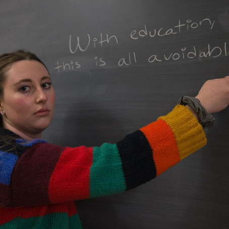 'Abstinence-only education doesn't work': OU students share tales of sex, disease and consent...