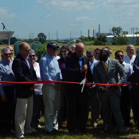 Two-year streets and sewer project complete