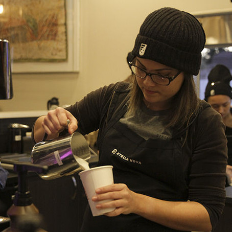 New Norman cafe finds success serving locally sourced coffee