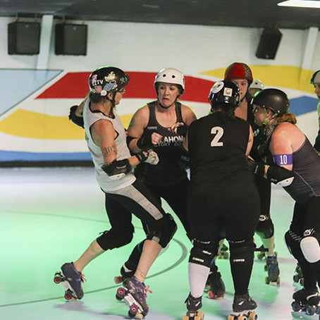 Roller derby empowers local women, provides outlet for athleticism