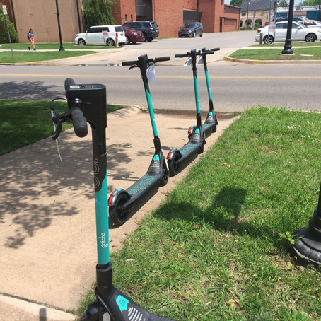 Third electric scooter company to come to Norman