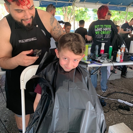 7,000 Wichitans receive hope, free services at community event