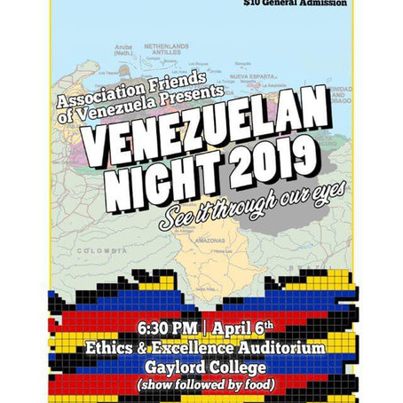 OU Venezuelan club to host night celebrating their traditions, culture
