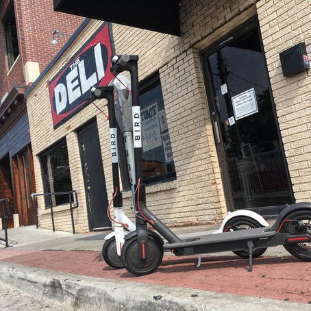 Norman Music Fest announces Bird, Lime scooters banned from festival grounds