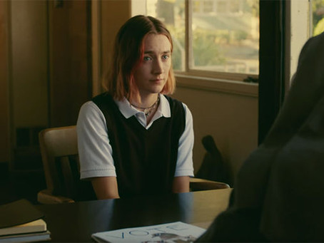 Oscar-nominated film review: 'Lady Bird'