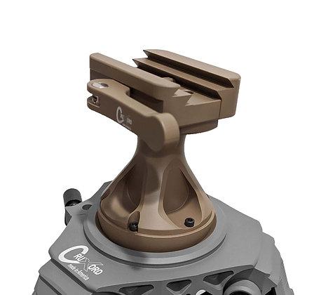 CO-013 Tripod Riser w/ Combination Pic & Arca Rail Mount