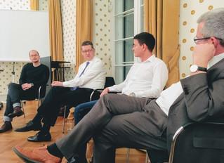 Über Chancen. Mit Thorsten Schäfer-Gümbel