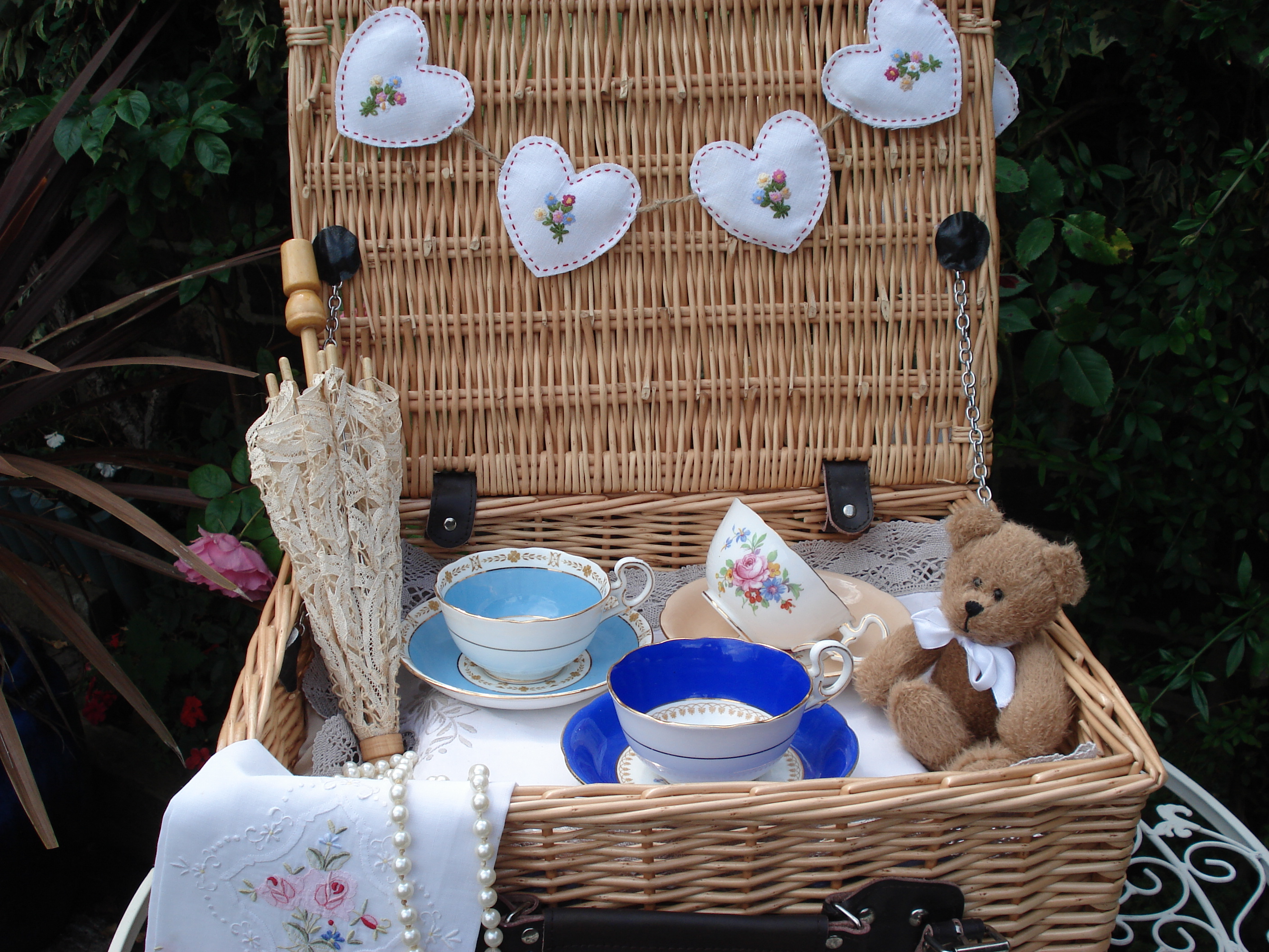 Teddy Bears Vintage China
