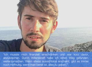 #StoryFriday: Florian Belitz