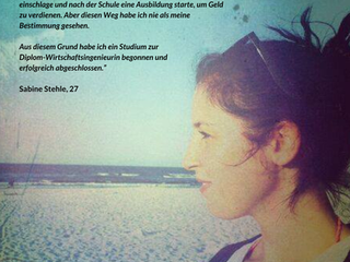 #StoryFriday: Sabine Stehle