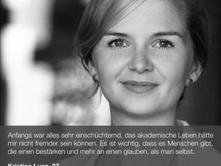 #StoryFriday: Kristina Lunz