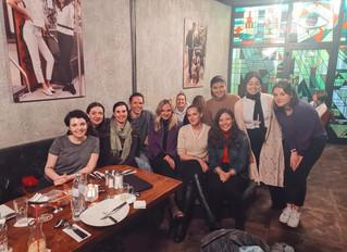 Get-together und Dinner Talk mit Kristina Lunz