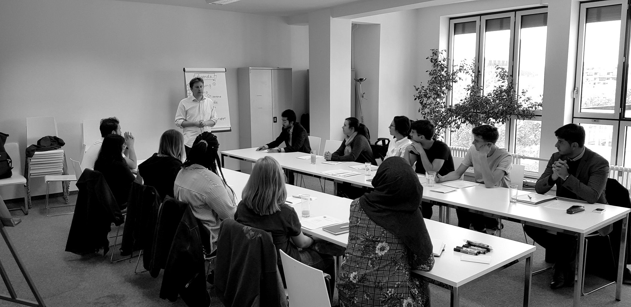 Rhetorik-Workshop in Berlin