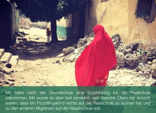 #StoryFriday: Yusuf aus Somalia