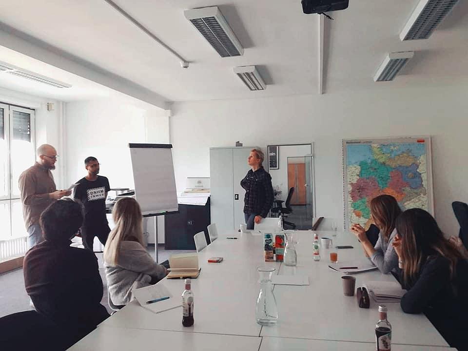 Workshop Karriereplanung