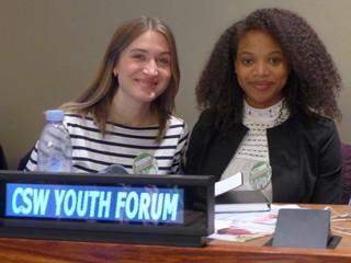 Gendergerechtigkeit als Grundlage für Bildungsgerechtigkeit – Bei der UN Frauenrechtskommission