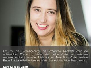 #StoryFriday: Dara Kossok-Spieß